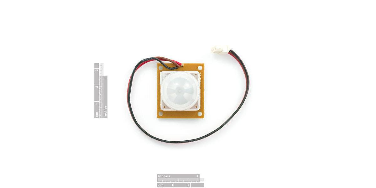 Pololu Pir Motion Sensor Se 10 Top View