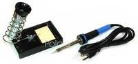25W Soldering Iron with Deluxe Stand
