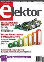 Free Elektor magazine December 2009