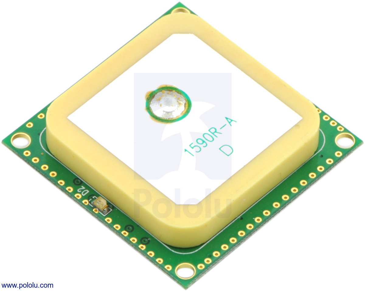 Pololu 66 Channel Ls20031 Gps Receiver Module Mt3329 Chipset Board Circuit Tracking