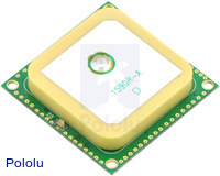 66-Channel LS20031 GPS Receiver Module (MT3339 Chipset)