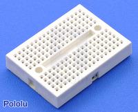 170-Point Breadboard (White)