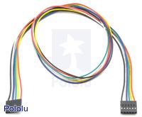 """6x1 F-F 24"""" Cable for ShiftBrites and ShiftBars"""