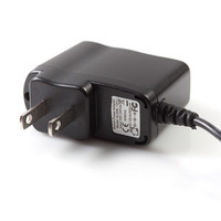 Wall-Adapter Power Supply - 12VDC 600mA