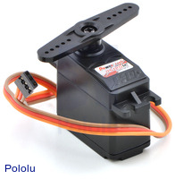 Power HD High-Speed Digital Servo DS120M