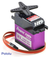 Power HD High-Torque Digital Servo DS8325HV