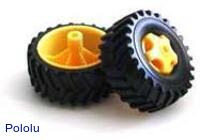 Tamiya #70101 Truck Tire Set .