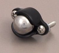 "Pololu ball caster with 3/8"" metal ball."