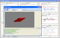 AHRS Interface PC software for the CHR-6dm AHRS IMU.