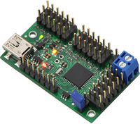 Mini Maestro 18-channel USB servo controller (assembled version).