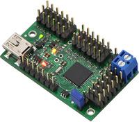 Mini Maestro 18-channel USB servo controller (assembled version).