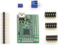 Mini Maestro 18-channel USB servo controller (partial kit version).