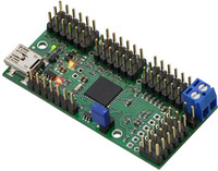 Mini Maestro 24-channel USB servo controller (assembled version).