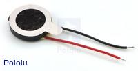 16mm Speaker: 16 Ohm, 0.5 W
