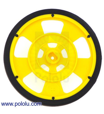 642 Pololu solarbotics rw2 Wheel External set Screw