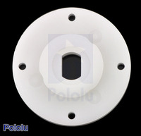 Solarbotics GMW (GM2/3/8/9 Gear Motor Mount - ONE mount)