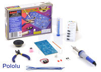 Elenco AK-100 Learn to Solder Kit