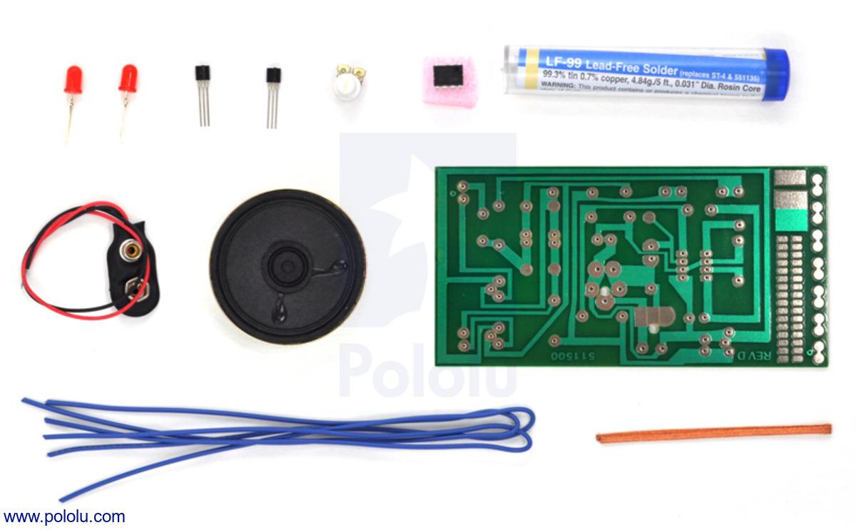 Snap Circuits Jr 100in1 Sc100