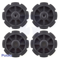 Injection-Molded Sprocket Set 8T Hex