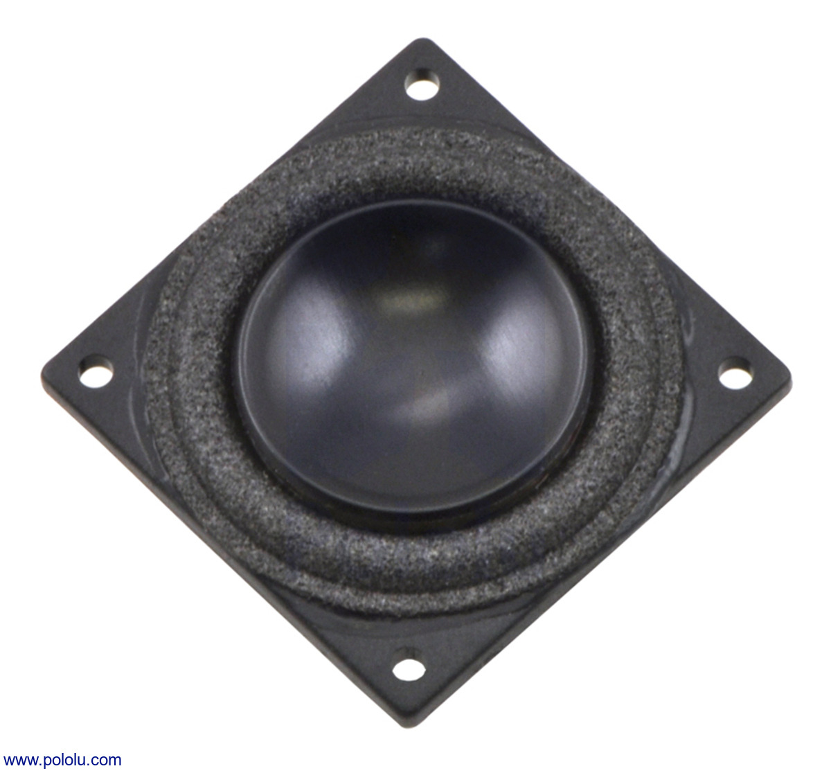 Pololu 18mm Speaker 4 Ohm 20 W Piezo Sounder Detection Circuit This Helps Interface A Louder New