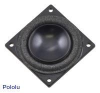 18mm Speaker: 4 Ohm, 2.0 W