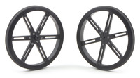 Pololu Wheel 90×10mm Pair - Black