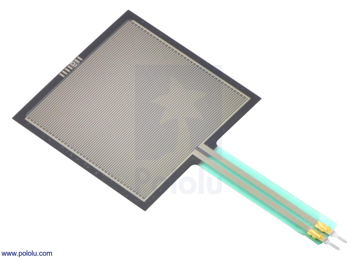 Force-Sensing Resistor: 1 5″ Square