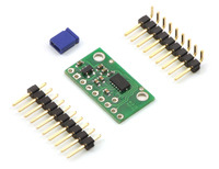 MMA7361LC/MMA7341LC 3-axis accelerometer with voltage regulator with included hardware.