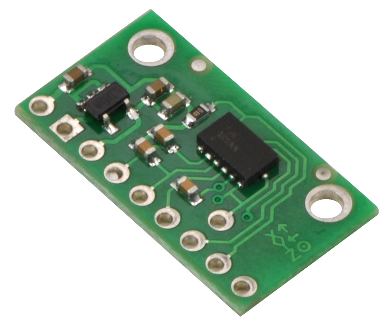 ADXL335 - 5V ready triple-axis accelerometer -3g analog