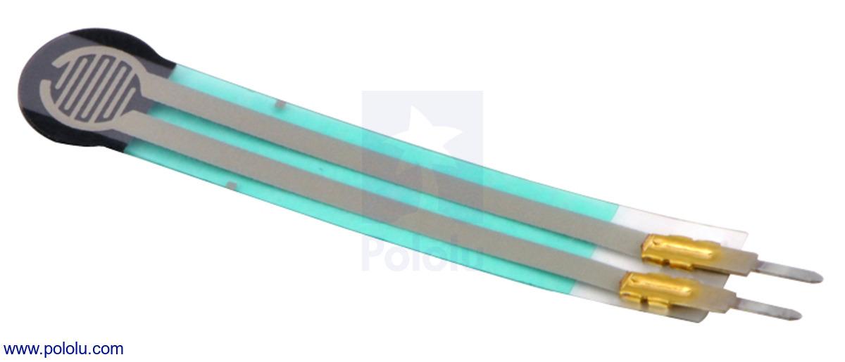 Pololu - Force-Sensing Resistor: 0.2″-Diameter Circle