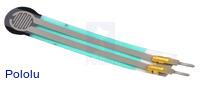 Force-Sensing Resistor: 0.2″-Diameter Circle