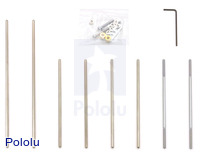 Tamiya 70105 3mm Diameter Shaft Set