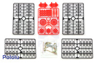 Tamiya 70142 Ladder-Chain & Sprocket Set