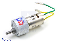 Tamiya 72101 gear head motor.