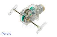 Tamiya 89916 4-Speed Crank-Axle Gearbox Kit - Clear