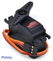 Goteck Mini High-Speed Digital Servo GS-D9257