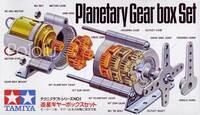 Tamiya 72001 Planetary Gearbox box front.