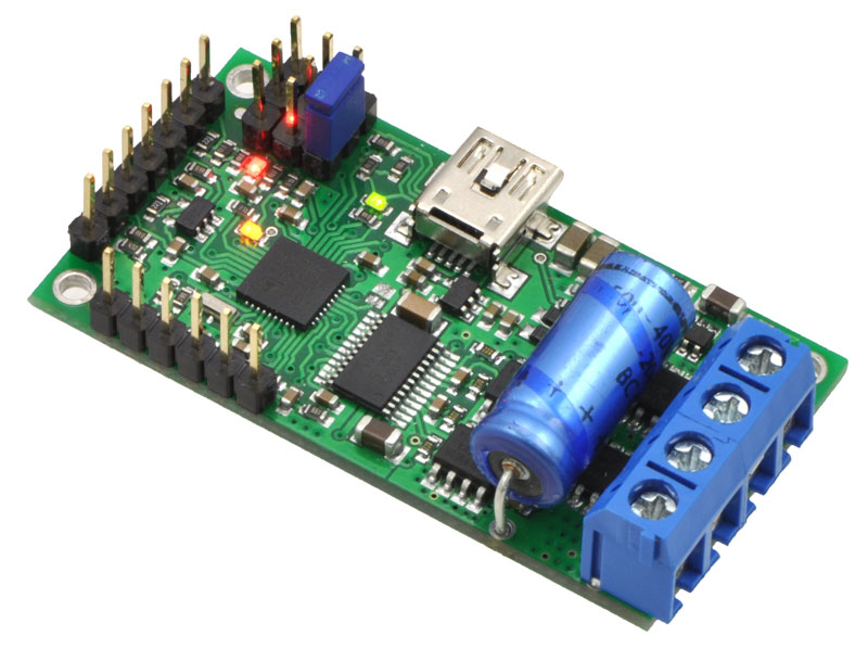 Pololu Simple Motor Controller 18v7 (Fully Assembled)