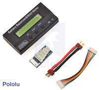 Battery Balancer & Watt Meter