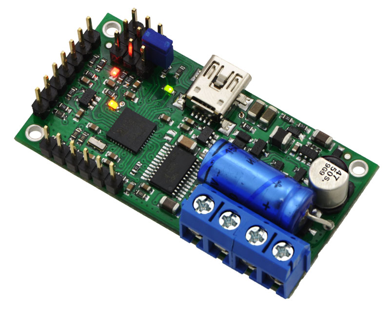 Pololu SMC04 High-Power Motor Controller w/Feedback