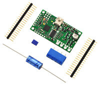 Simple Motor Controller 18v7, partial kit with included hardware.