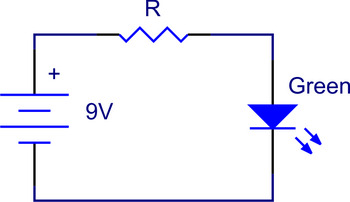 pololu simple led circuit rh pololu com simple led clock circuit diagram simple running led circuit diagram