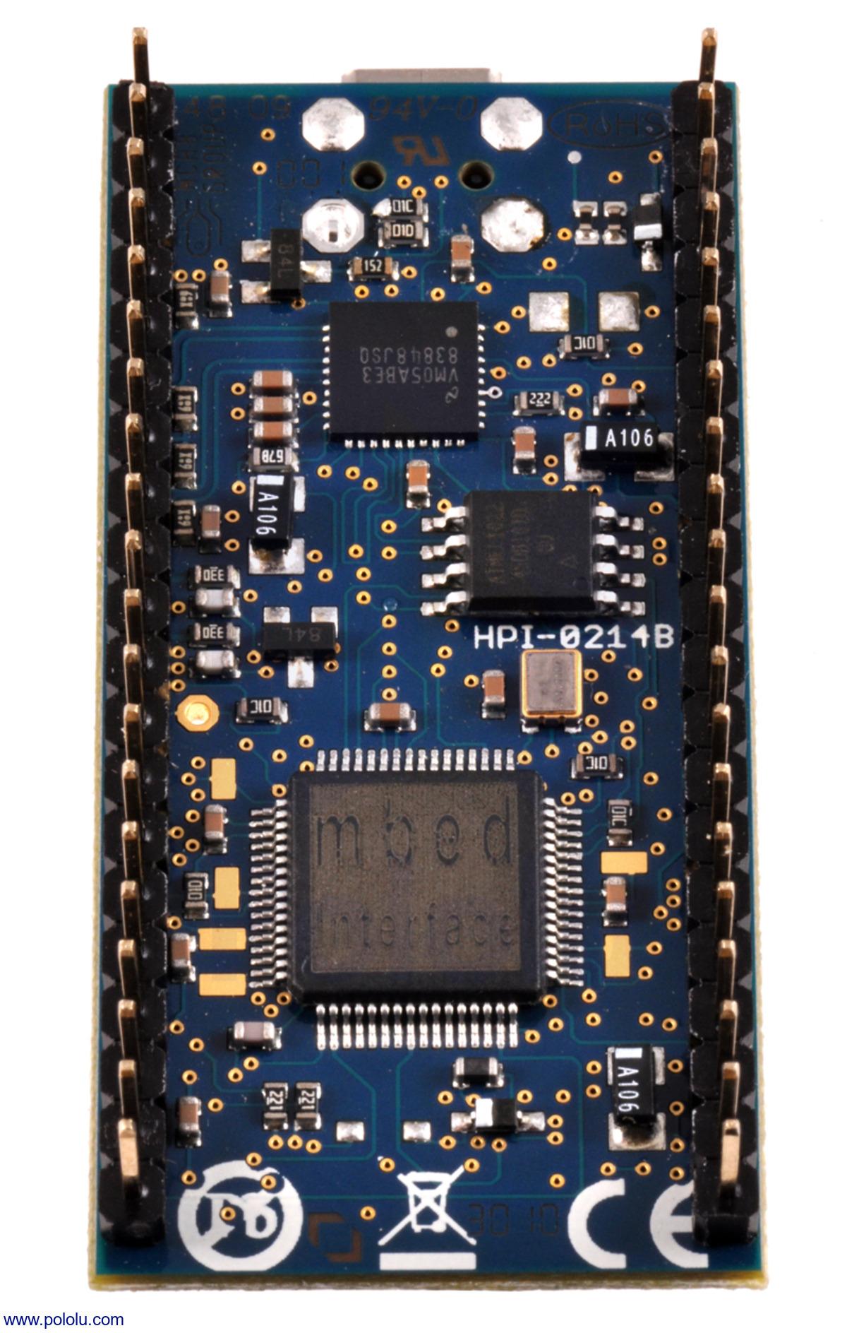 Pololu - ARM mbed NXP LPC1768 Development Board