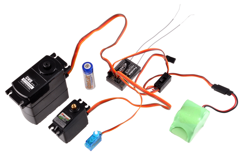 Pololu - Electrical characteristics of servos and introduction to ...