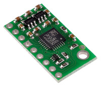 LSM303DLH 3D Compass and Accelerometer Carrier with Voltage Regulators