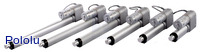 Concentric LD series linear actuators.