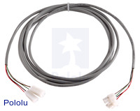 "42"" Extension Cable for Concentric LD Linear Actuators"