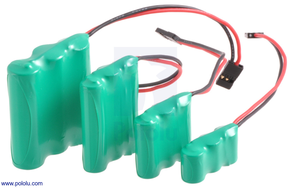 Pololu Batteries Electronics O View Topic Help With And Charger Circuit 3 Cell 36 V Nimh Battery Packs Aa Aaa 2 1