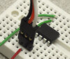 Simple microcontroller approach to controlling a servo