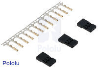 JR Connector Pack, Female